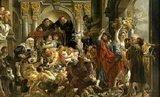Иисус изгоняет торговцев